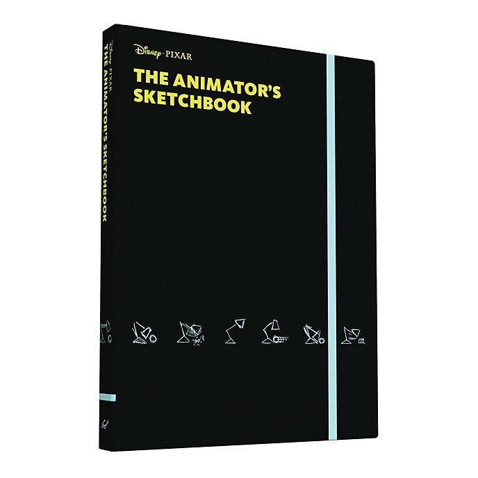 Disney Pixar: The Animator's Sketchbook