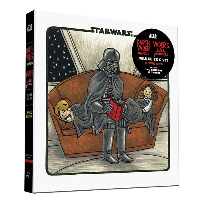 Darth Vader and Son/Vader's Little Princess Deluxe Box Set
