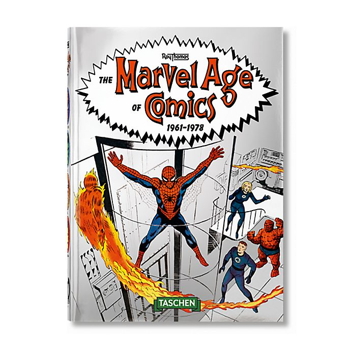 The Marvel Age of Comics 1961-1978 40th Anniversary Edition