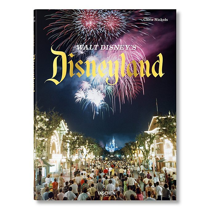 Walt Disney's Disneyland Book