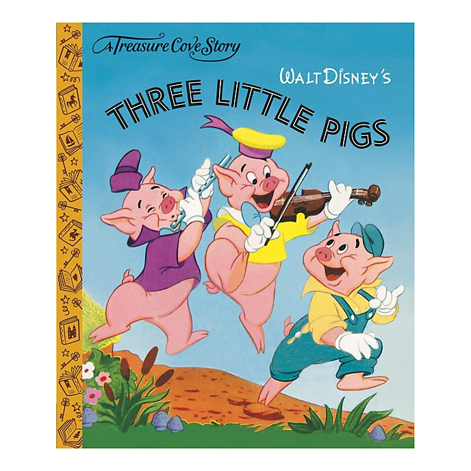 Three Little Pigs - a Treasure Cove story