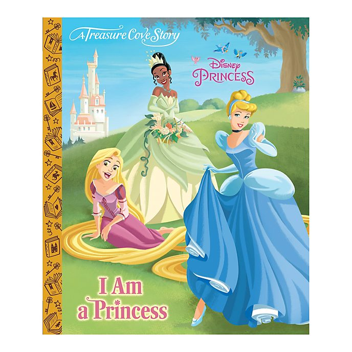 I am a Princess - a Treasure Cove story