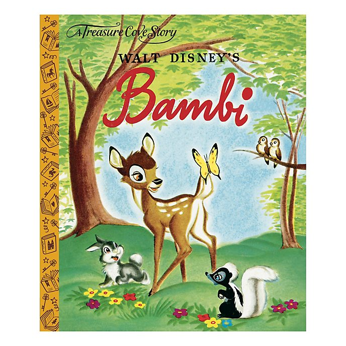 Bambi - a Treasure Cove story