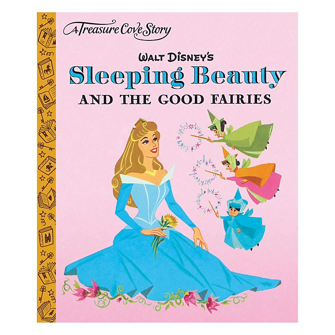 Sleeping Beauty and the Good Fairies - a Treasure Cove story