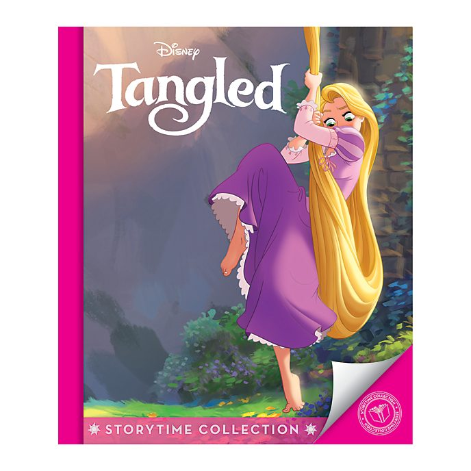Tangled - Storytime Collection book