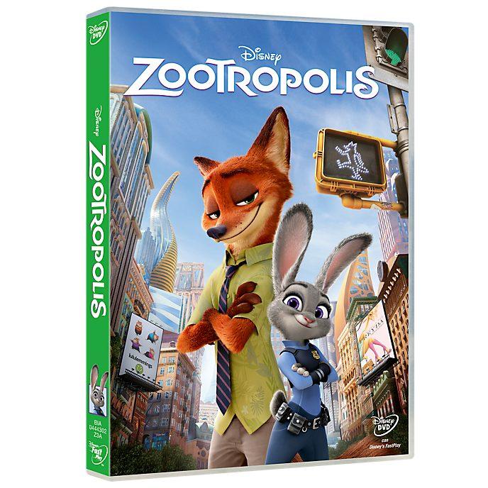 Zootropolis DVD