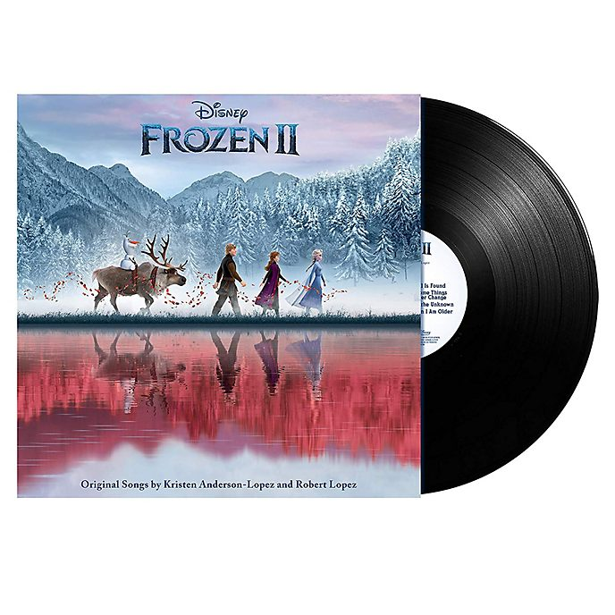 Frozen 2 Soundtrack Vinyl
