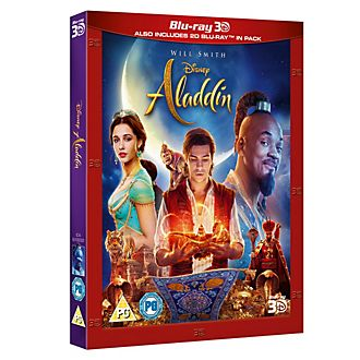 Aladdin 3D Blu-ray