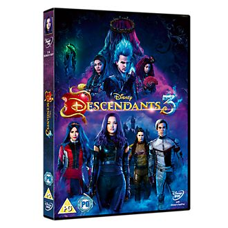 Descendants 3 DVD