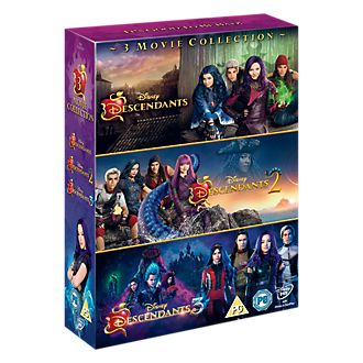 Descendants 1-3 DVD Boxset