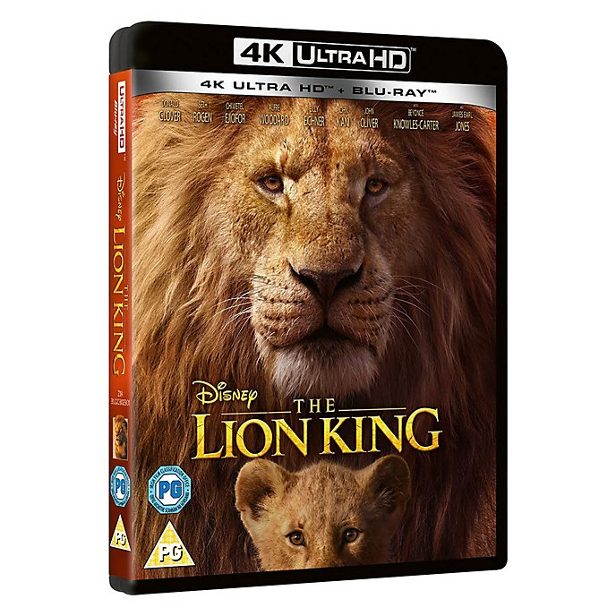The Lion King 4K Ultra HD