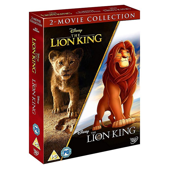The Lion King DVD Double Pack