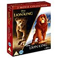 The Lion King Blu-ray Double Pack