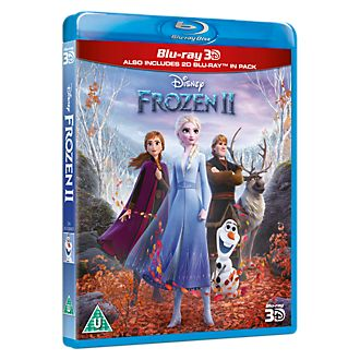Frozen 2 3D Blu-ray