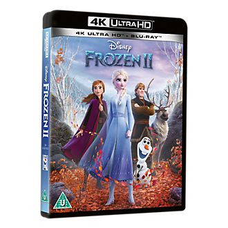 Frozen 2 Ultra HD 4K