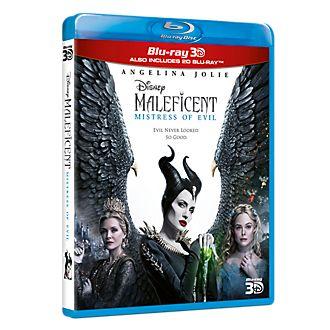 Maleficent Mistress of Evil 3D Blu-ray