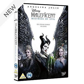 Maleficent Mistress of Evil DVD