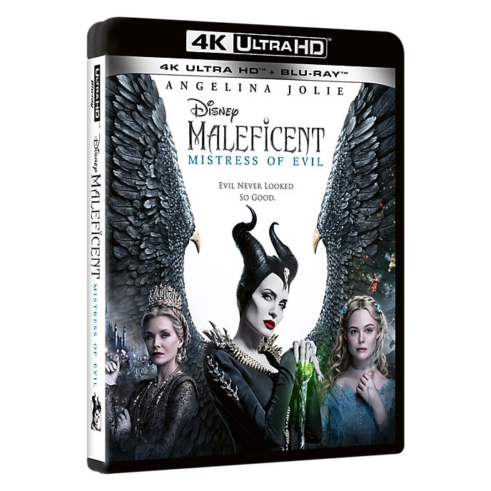 Maleficent: Mistress of Evil 4K Ultra HD