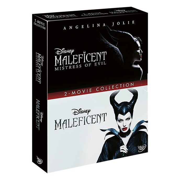 Maleficent DVD Doublepack