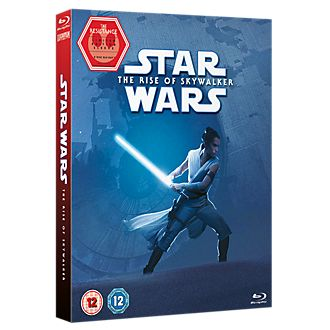 Star Wars: The Rise of Skywalker Blu-ray (Limited Edition Resistance Sleeve)
