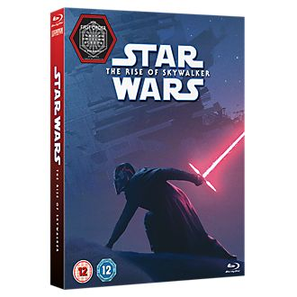 Star Wars: The Rise of Skywalker Blu-ray (Limited Edition First Order Sleeve)