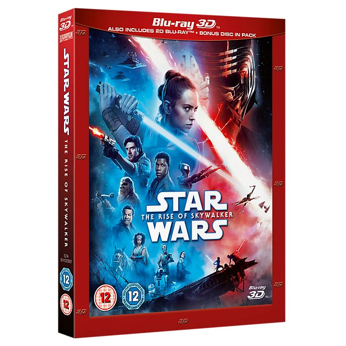 Star Wars: The Rise of Skywalker 3D Blu-ray