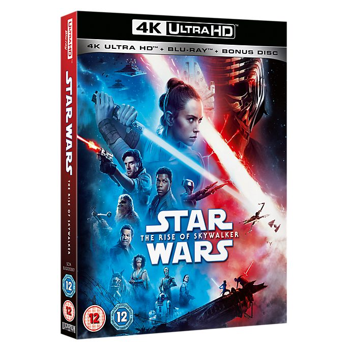 Star Wars: The Rise of Skywalker 4K Ultra HD