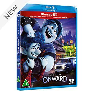 Onward 3D Blu-ray