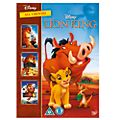 The Lion King 1-3 DVD Boxset