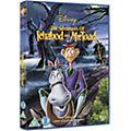 Ichabod & Mr Toad DVD