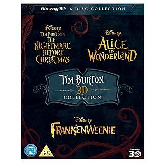Tim Burton 3 Movie 3D Blu-ray Collection