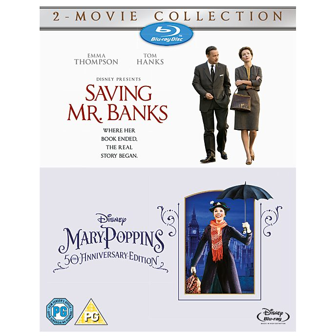 Saving Mr Banks / Mary Poppins Blu-ray