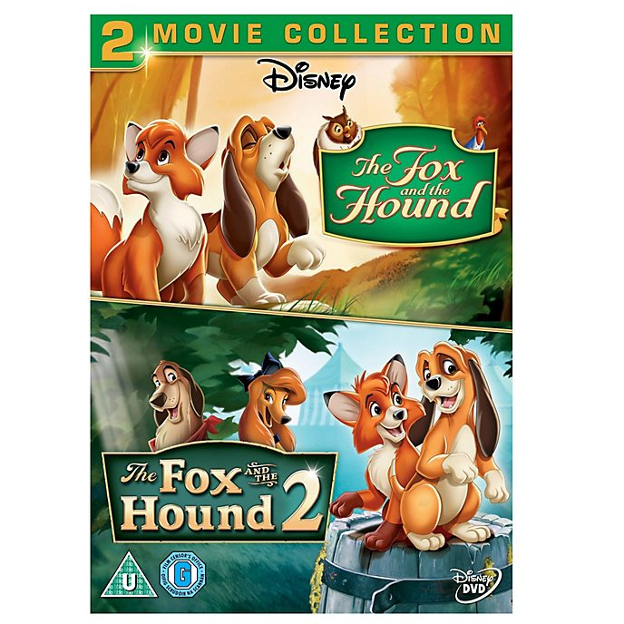 Fox and the Hound & Fox and the Hound 2 DVD