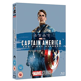 Captain America: The First Avenger Blu-ray
