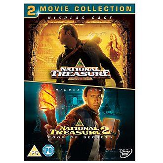 National Treasure & National Treasure: Book of Secrets DVD