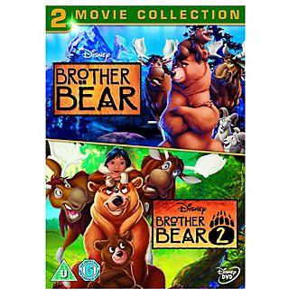 Brother Bear & Brother Bear 2 DVD