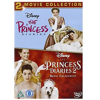 The Princess Diaries / The Princess Diaries 2 DVD
