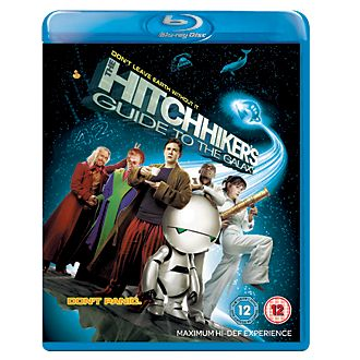 Hitchhiker's Guide to the Galaxy Blu-ray