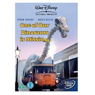 One of our Dinosaurs is Missing DVD