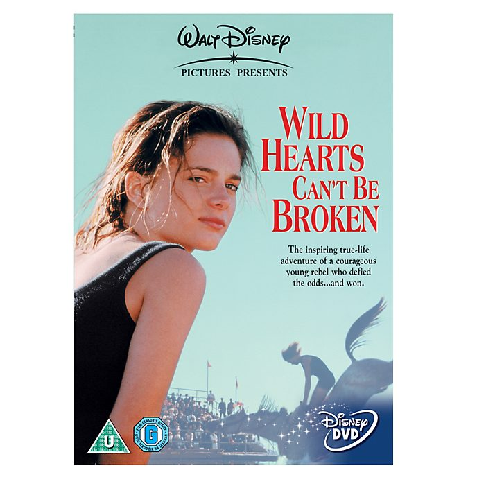 Wild Hearts Can't Be Broken DVD