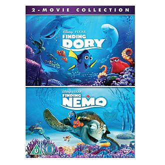 Finding Dory/Finding Nemo Double Pack DVD