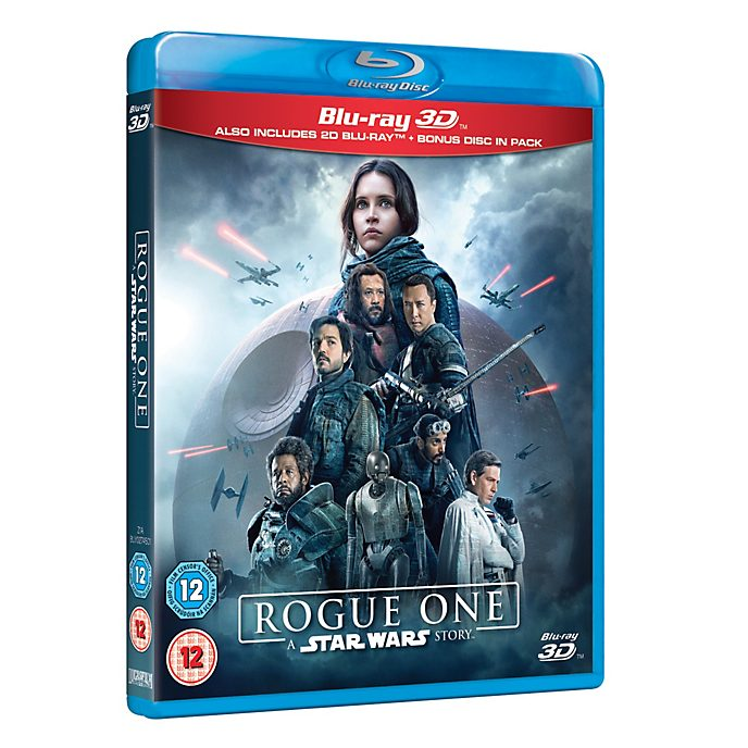 Rogue One: A Star Wars Story 3D Blu-ray