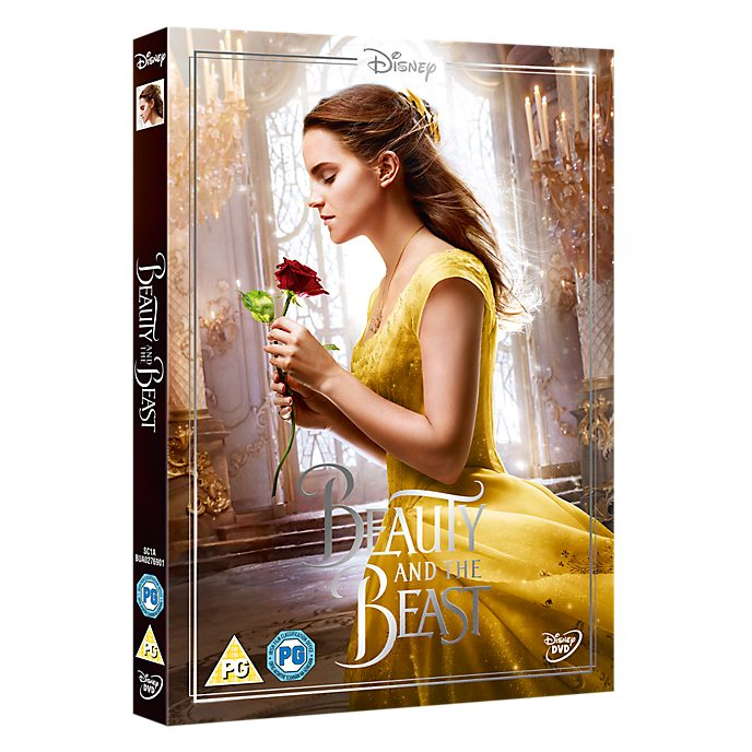 Beauty and the Beast Live Action DVD