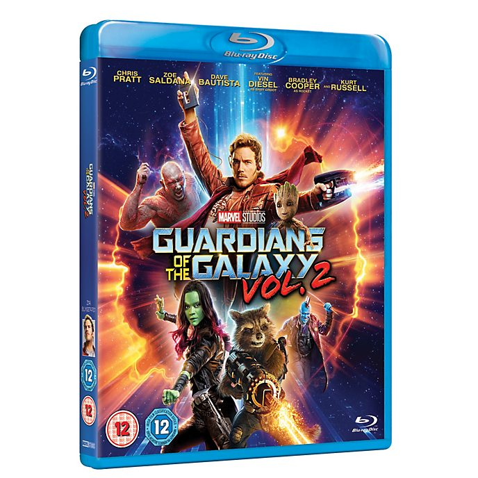 Guardians of the Galaxy Vol. 2 Blu-ray