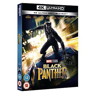Black Panther 4K Ultra HD