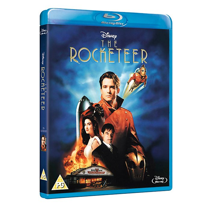 The Rocketeer Blu-ray