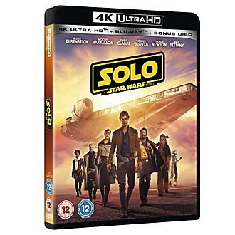 Solo: A Star Wars Story 4K Ultra HD
