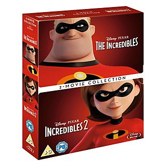 The Incredibles Blu-ray Doublepack
