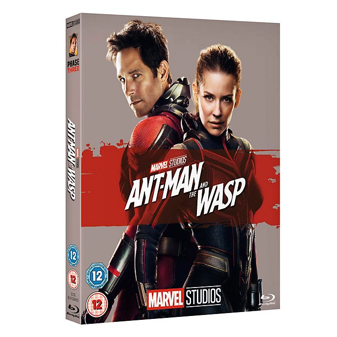 Ant-Man And The Wasp Blu-ray