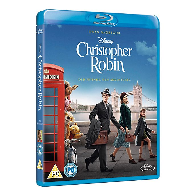 Christopher Robin Blu-ray